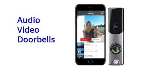Audio Video Doorbells