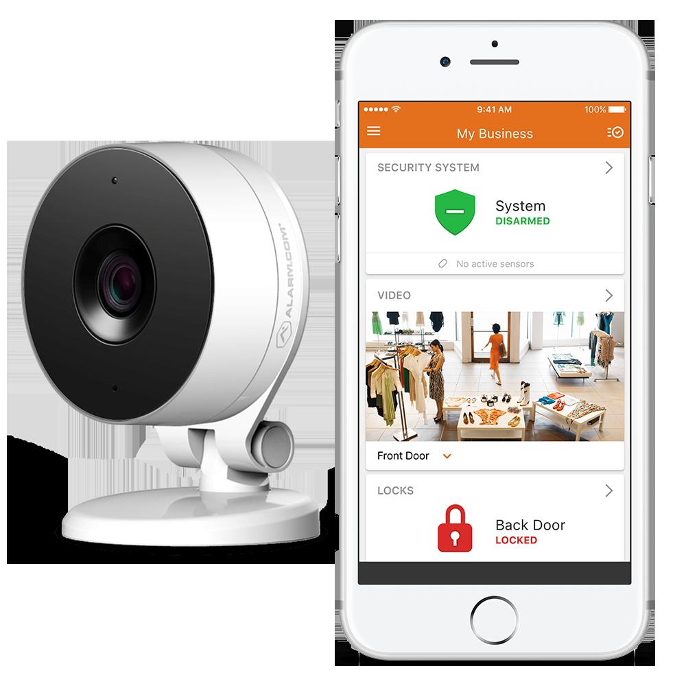 Indoor Surveillance Cameras