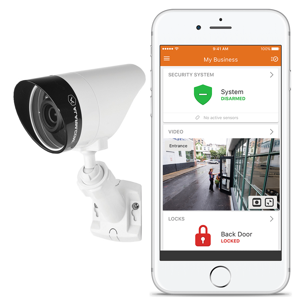 Outdoor Day/Night Surveillance Cameras