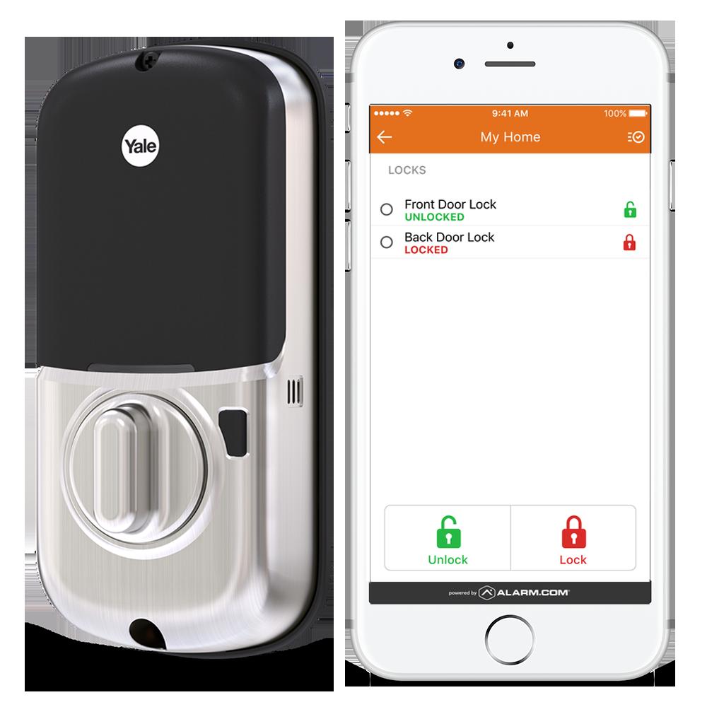 Wireless Smart Deadbolt Doorlock